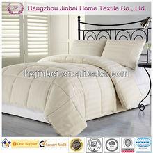 Solid 3cm Stripe Polyester Quilt/Microfibre Comforter/Down Alternative Duvet