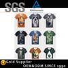 Wholesale Blank Cheap Custom Men's Allover Printing 3d T-shirt