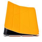 Magnetic Smart I pad Case - Orange