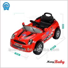 2015 High quality electrical baby ride on car/ baby rechargeable car supplier