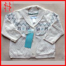 v neck dot long sleeves soft lined wool