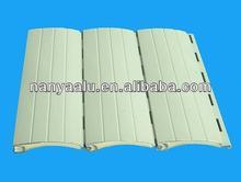 Best popular aluminium extrusion profile for roller shutter