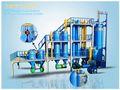جديدة عالية الكفاءةصممت 200kw مولدات التوربينات الغازية محترف الدورة المركبة النباتية للبيع