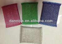 not damage object surface kithchen mesh sponge