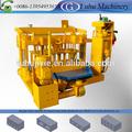 Qmy4-30a yumurtlama blok makine küçük üretim makineleri