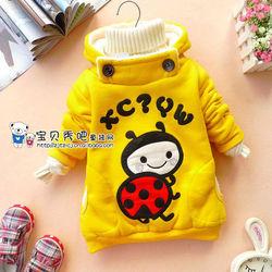 new korea style winter stick cotton casual cute Children's suits