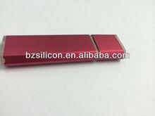Red plastic usb flash drive 1gb 2gb usb flash plastic memory bulk cheap