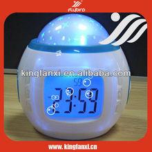 Magic mini executive desk clock