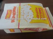 brazil market microwave popcorn bags