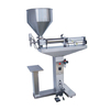 Semi-automatic silicone sealant filling machine
