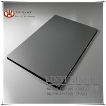 Projeto cortina de alumínio plástico painéis compostos pvdf acp externa revestimento de parede