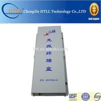 24 cores fiber optic termination box for fiber management