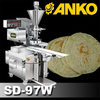 Anko extruder mixing factory moulding fooding machine