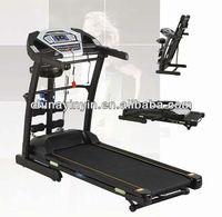 1.75HP electric treadmill cheap motorized treadmill for sale