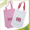 100% polypropylene spunbonding non woven shopping bags