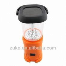 led wind up solar camping lantern ZK-L-8516