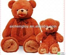 custom giant teddy bear plush toys skin