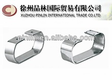 Most popular U shape iron furniture bed legs