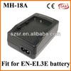 Universal Camera Battery Charger MH-18A For Nikon EN-EL3E Battery