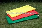 waterproof PVC foamed mat gym mat