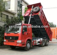 SINO HOWO tipper truck 300HP 40Ton RHD
