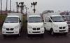 pickup truck JINBEI mini delivery truck 1.3L