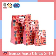 Fashionable Wedding Paper Gift Bag Bulk