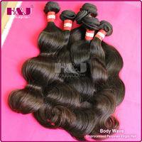 No sheddeing no chemical no split ends 100 human virgin unprocessed hair