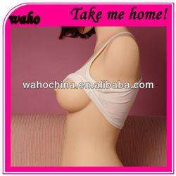 2015 big boobs mini love sex doll torso full silicone sex flesh doll