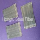 low carbon 0.50mm hooked steel fiber for road of bridge