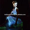 Luminoso LED samba traje de luz LED traje sexy sexy traje de halloween