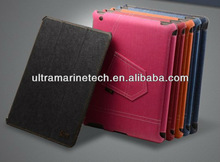 smart stand case for ipad 2 3 4,for ipad denim case