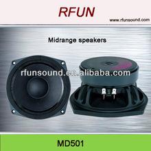 5 inch car woofer midrange speaker
