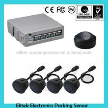buzzer warning rear parking sensor kit for pickup truck (HB02-4-RA7)