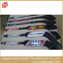 Composite Carbon Fiber Ice Hockey Stick Mini/Mini hockey stick/ Mini Customized hockey