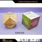 Magic folding cubes,custom magic puzzle cube,promotional folding magic cube
