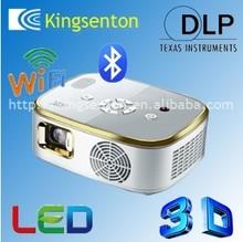 professional android projector hd 1080 bluetooth mini pocket handheld projector with Bluetooth 3D Wifi HDMI,VGA,USB,TF,AV
