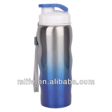 double wall subzero stainless steel filtered drinking sport water bottle