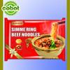 best price HALAL quickly cook noodle with beef flavor
