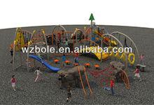 Newly Interesting Outdoor Playground Equipment for amusement park,leisure place, activity center,kindergarten