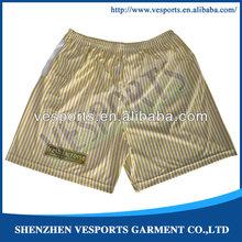 custom lacrosse mesh shorts wholesale