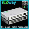 LED mini pocket projector DLP Projector ppt projector mini