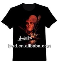 2014 fashion cotton t shirts printing 100% cotton wholesale t shirt 1128