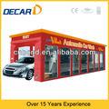 Top qualité tunnel de lavage de voiture prix de l'équipement