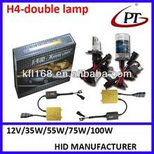 55w h4 bi xenon hid kits