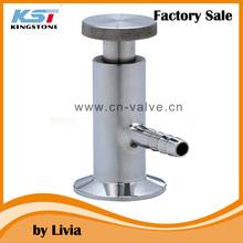 high quality low price ss304 sampling valve