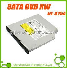 slot in New UJ 875A laptop DVD Burner Slot-in dvd writer 12.7mm