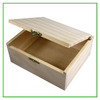 wood jewelry box with latch,ideal for gift packing