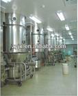 fluid bed dryer granulator equipment