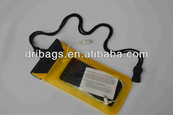 waterproof phone bag for iphone 5s with earphone jack